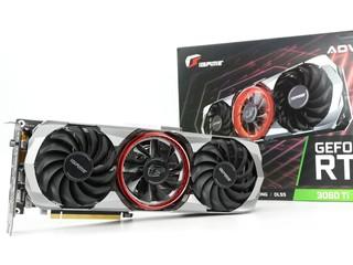 OC Key、Sworizer 2.0 散熱器 iGame GeForce RTX 3060 Ti Advanced OC