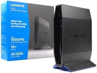 型仔外觀、非中國製造 !! LINKSYS E5600 入門級 AC1200 Router 開箱
