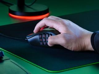 【16 顆可編程按鍵,超輕巧僅重 85g!!】 Razer 推出全新 MMO 遊戲滑鼠 Naga X