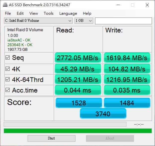 ROG Zephyrus Duo 15 GX550 測試