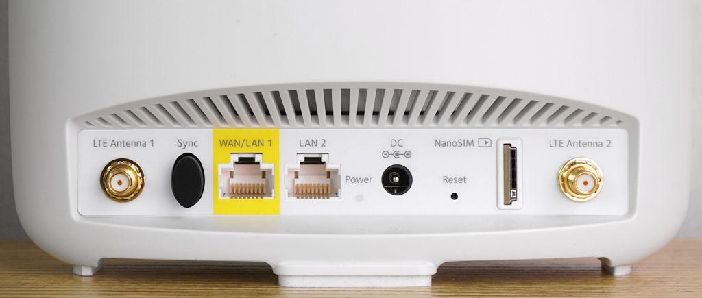 NETGEAR Orbi 4G LTE Mesh Router
