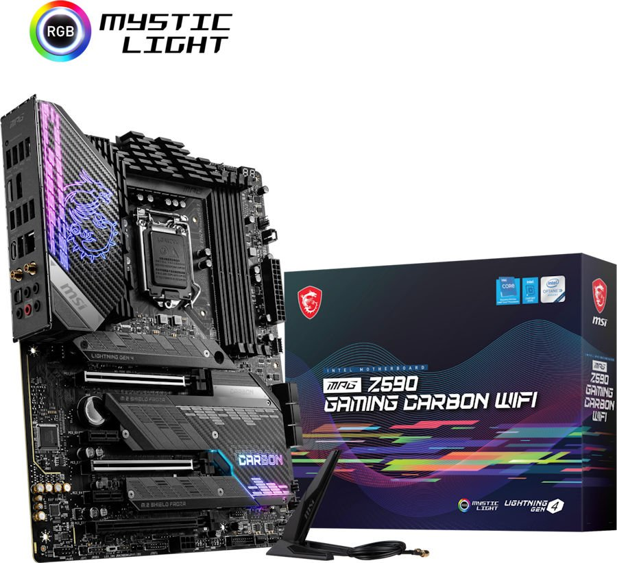 MAG Z590 Gaming Carbon WIFI