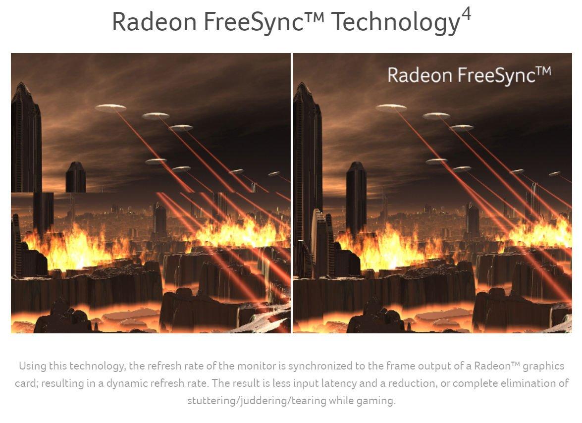 Radeon FreeSync Technology