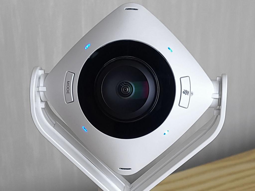 j5create 360° 全景 Webcam jvcu360