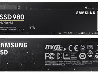 沒 PRO 差很大 !! 不支援 PCIe Gen 4 SAMSUNG 980 NVMe M.2 SSD 月底開售