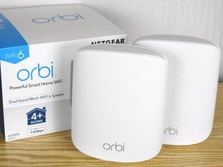 Wi-Fi 接收死角剋星 !! NETGEAR Orbi RBK352 Mesh Wi-Fi 拆機評測