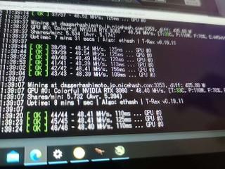 WSL 驅動程式 470.05 BETA 竟然沒鎖 !! NVIDIA 自破 GeForce RTX 3060 挖礦限制