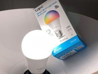 智能家居、生活增添色彩 TP-Link Tapo L530E Wi-Fi 智能燈泡