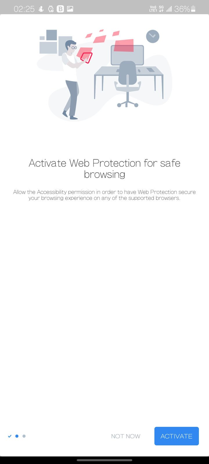 Bitdefender Security 應用程式