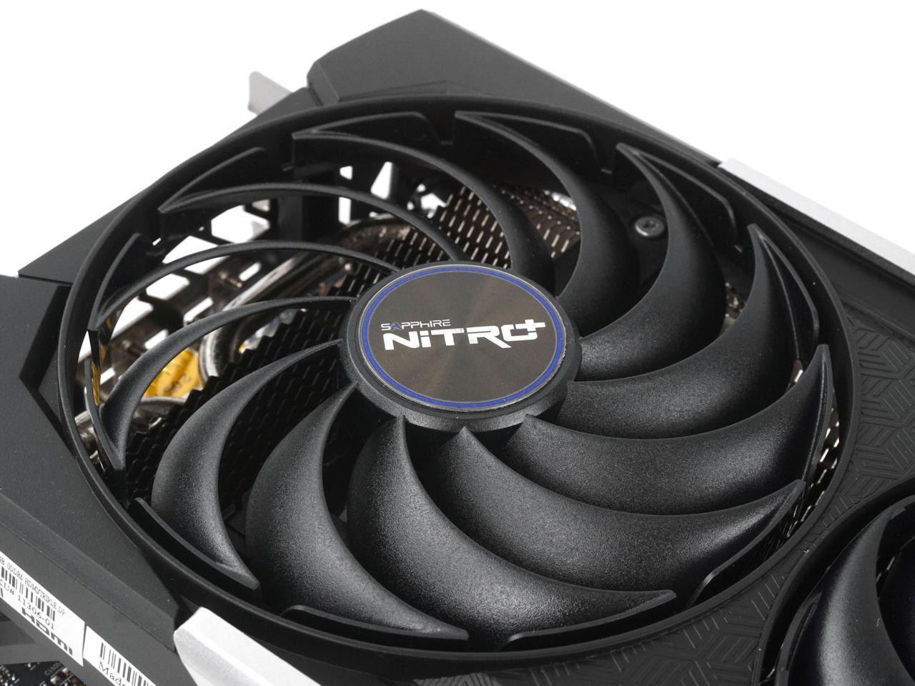 SAPPHIRE NITRO+ RX 6700 XT