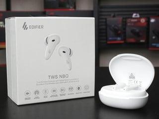 抵玩高質、真無線耳機 Edifier TWS NBQ 真無線耳機