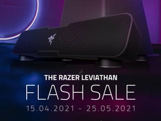 Razer Shoot Louder︱Flash Sale Leviathan 喇叭限時優惠只需 HK$1,399