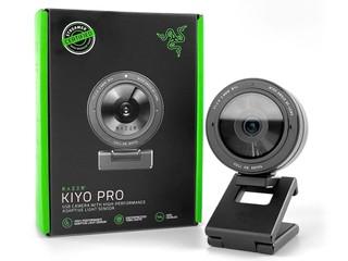 SONY 感光元件 、專業直播用 RAZER KIYO Pro USB 網絡攝影機