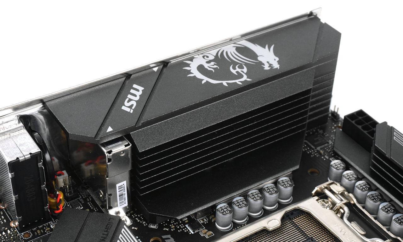 MSI MPG B560I GAMING EDGE WIFI