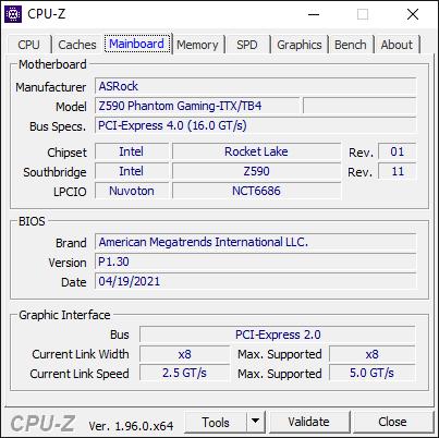 Z590PGITX