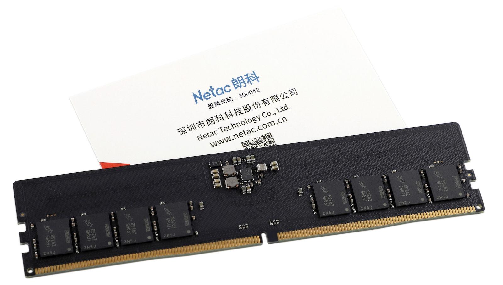 Netac DDR5
