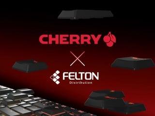 【腦場掃地僧 ㊙️ 】🍒元袓級機械軸 Felton 成為德國 CHERRY 港澳總代理