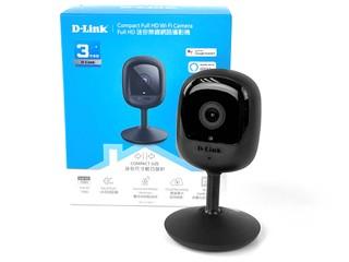 超迷你機身 1080p 錄影 D-LINK DCS-6100LH 無線網路攝影機