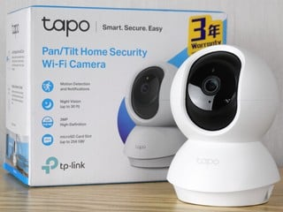 升級 2K 拍攝、360° 無死角 TP-Link Tapo C210 家居防護攝影機