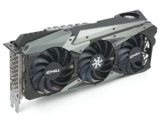 3+1 風扇設計、極致散熱 INNO3D GeForce RTX 3080 Ti ICHILL X4