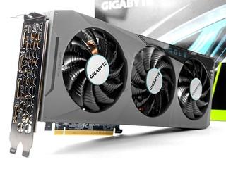 RTX 3070 Ti 飛鷹卡登場 !! GIGABYTE GeForce RTX 3070 Ti EAGLE