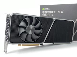 完壁 GA104、升級 GDDR6X NVIDIA GeForce RTX 3070 Ti FE 顯示卡