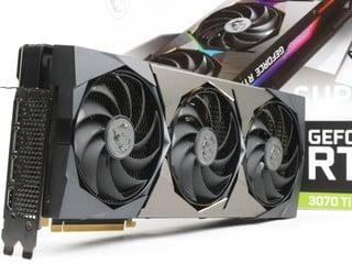 神級散熱、2K RTX 全開!! MSI GeForce RTX 3070 Ti SUPRIM X 8G
