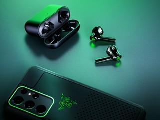 【係有燈嘅電競用無線入耳式耳機!?】 Razer Hammerhead True Wireless X