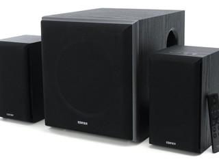無線連接、打機睇戲一流 Edifier M601DB 無線低音 2.1 喇叭