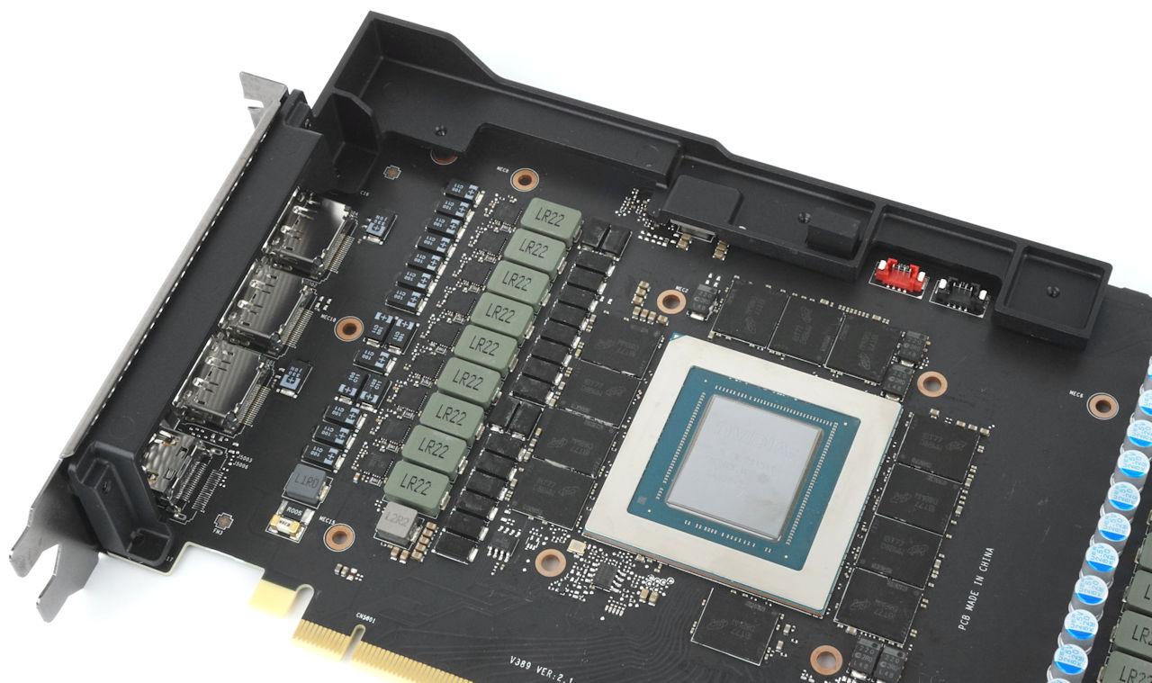 MSI GeForce RTX 3080 Ti SUPRIM X