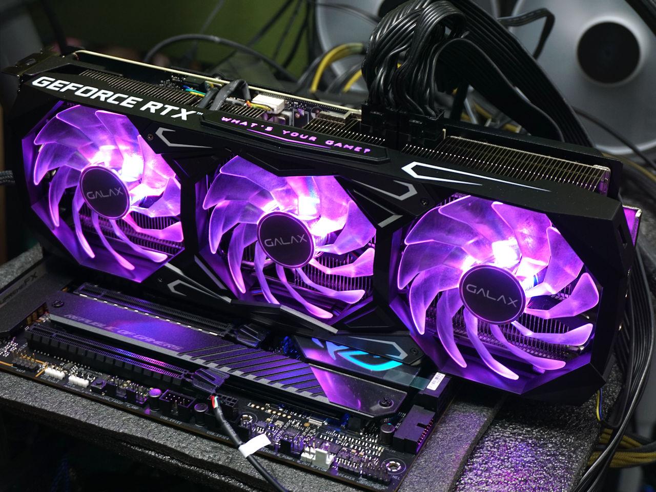 GALAX GeForce RTX 3080 Ti SG