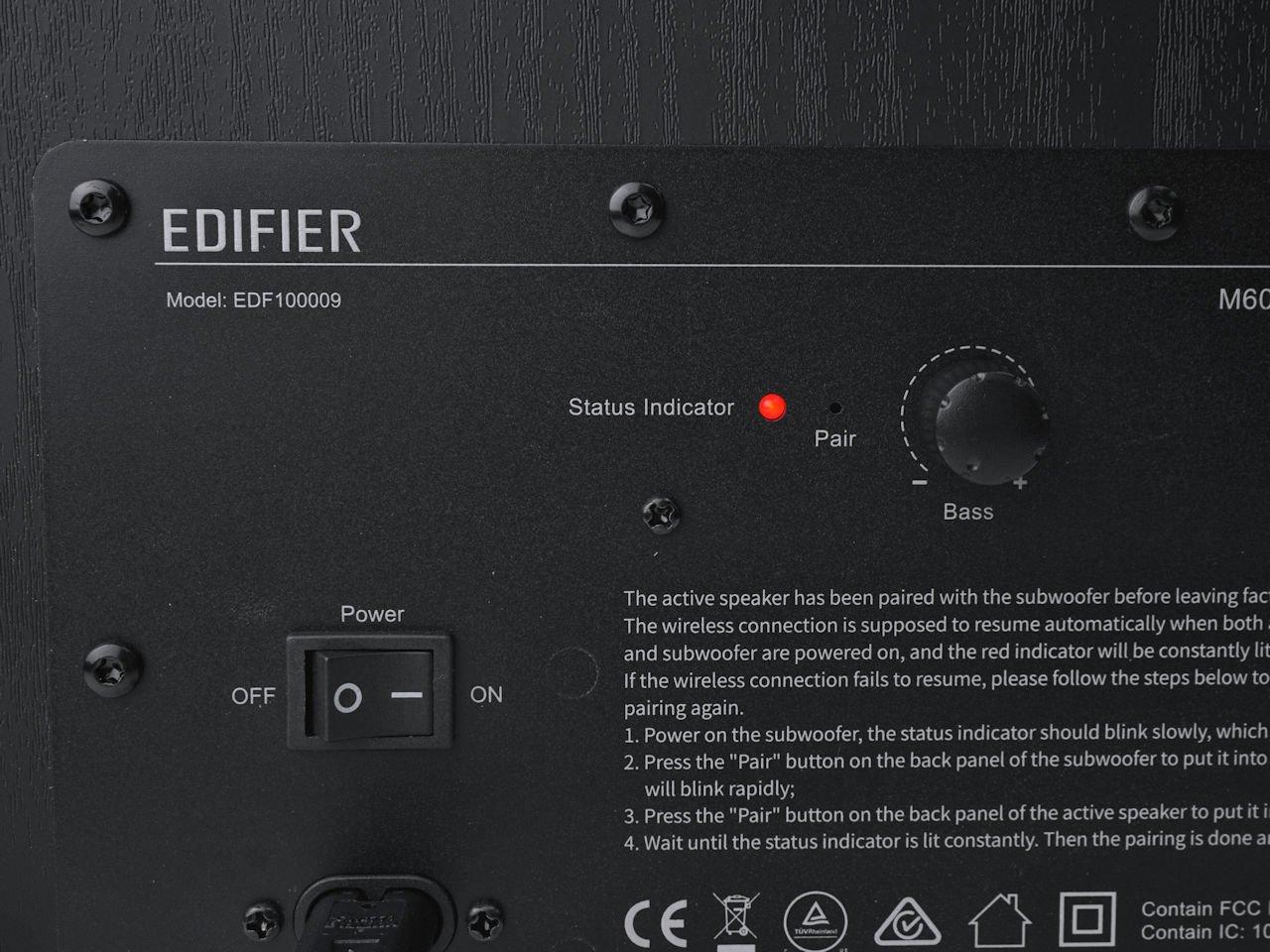 Edifier M601DB