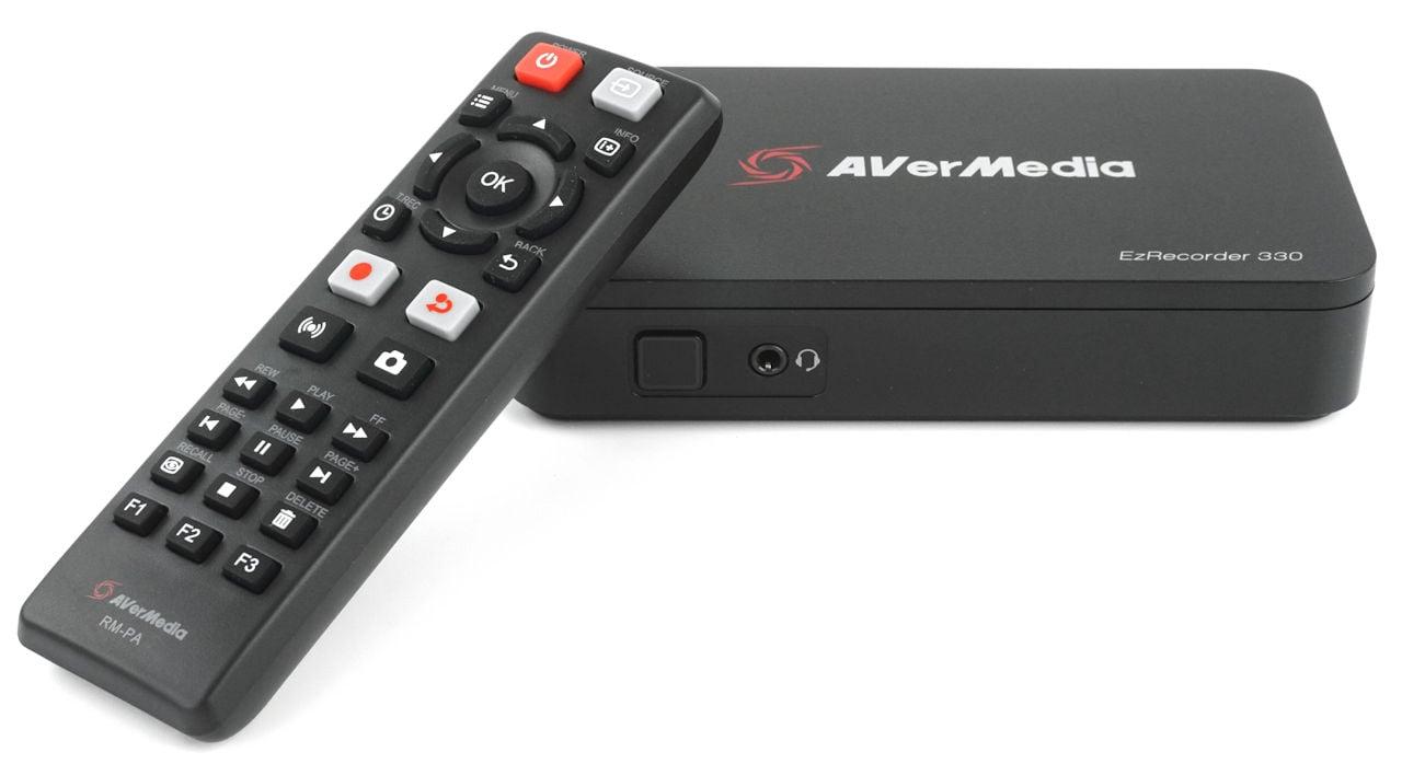 AVerMedia EzRecorder 330 (ER330)