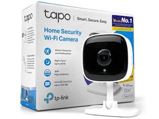 升級 2K 拍攝、256GB 錄影 TP-Link Tapo C110 家居防護攝影機