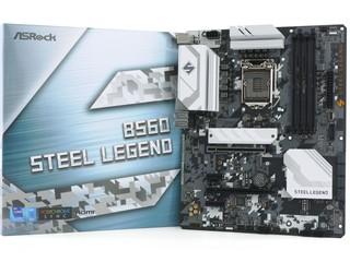 抵玩 B560 鋼鐵妖板 ASROCK B560 Steel Legend 主機板