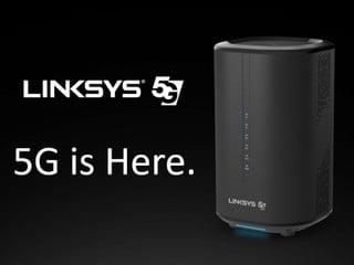 【無光纖覆蓋? 龜速上網救星】傳輸高達 3 Gbps Linksys 家用級 FGW3000 5G WiFi 6 路由器登場