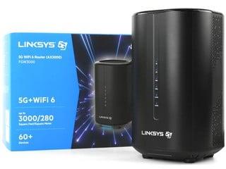無光纖覆蓋都冇有怕!! Linksys FGW3000 5G WiFi 6 路由器實測