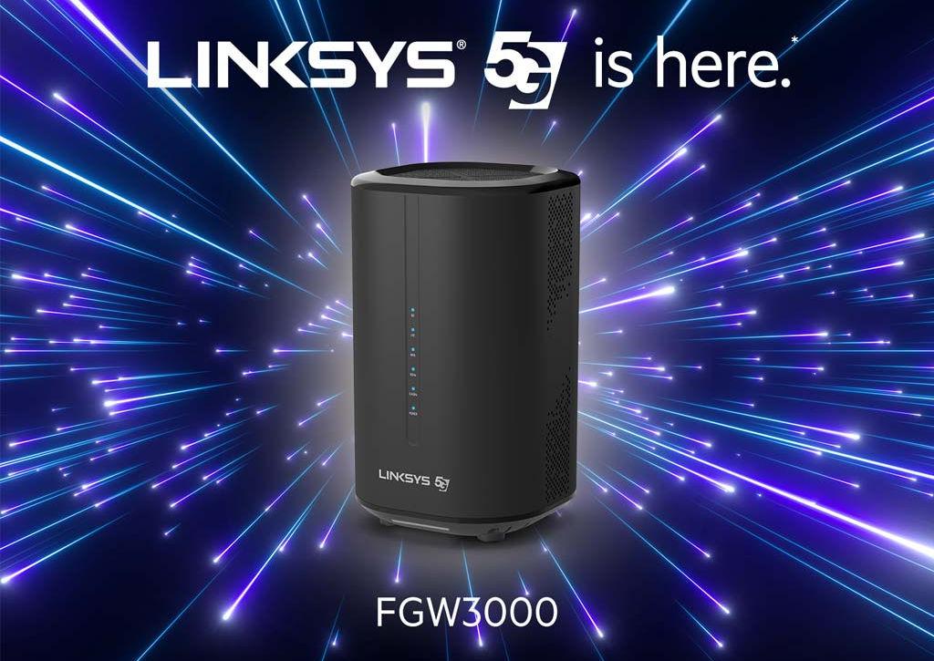 FGW3000 5G WiFi 6