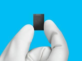 KIOXIA 宣佈研發 HLC NAND 顆粒 儲存密度比 QLC 高 50%  PE 不到 100 次