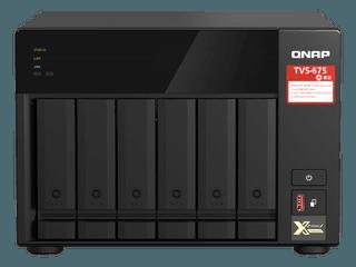 力撐中國芯 !! 全球首款 NAS 使用國產 CPU  厲害了 !! QNAP TVS-675 8 核兆芯 NAS 預售