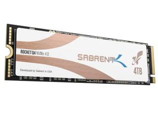 【🈶 團購】4 / 8 TB 大容量、30 天 1 換 1 Sabrent Rocket 系列 4TB/8TB SSD 團購