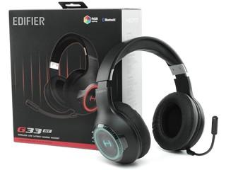 主流級藍牙電競耳機 Edifier HECATE G33BT 藍牙無線耳機