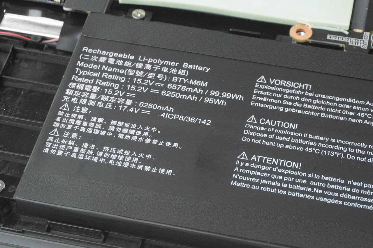 MSI GS76 Stealth 11UH