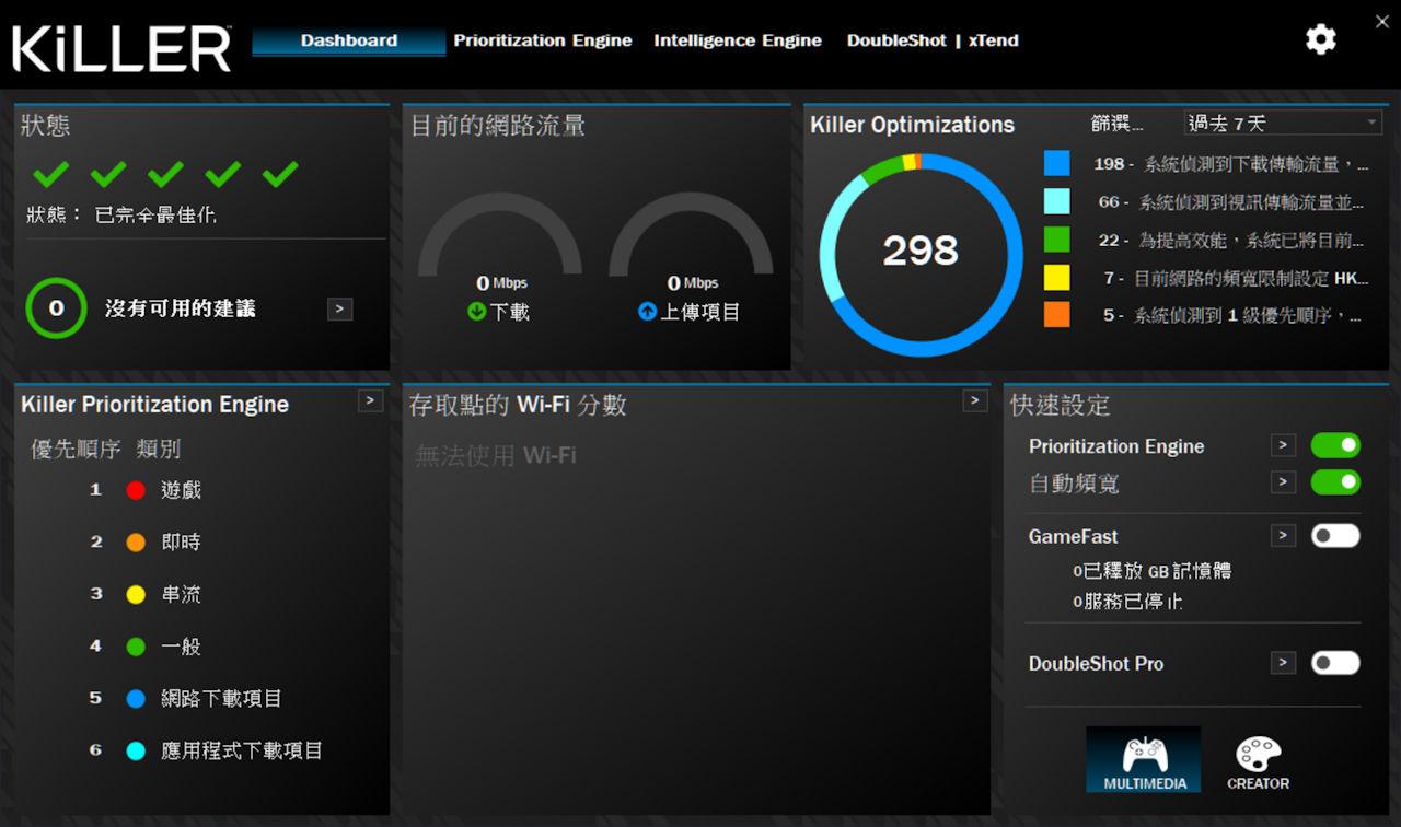 MSI GS76 Stealth 11UH 電競筆電效能測試