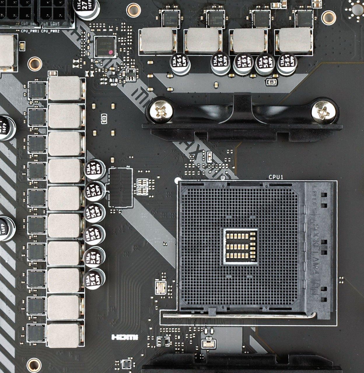 MSI MAG X570S TORPEDO MAX 主機板