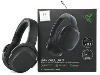4 合 1 跨平台無線耳機 RAZER BARRACUDA X 無線耳機