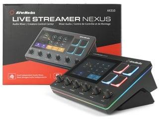 最全面的直播神器 !? AverMedia Live Streamer NEXUS 直播控制器