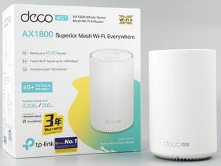 4G+ 獨立屋村屋救星 TP-Link Deco X20-4G Mesh Router 實測