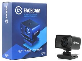 無反相機 Webcam !? Elgato Facecam 網絡攝影機