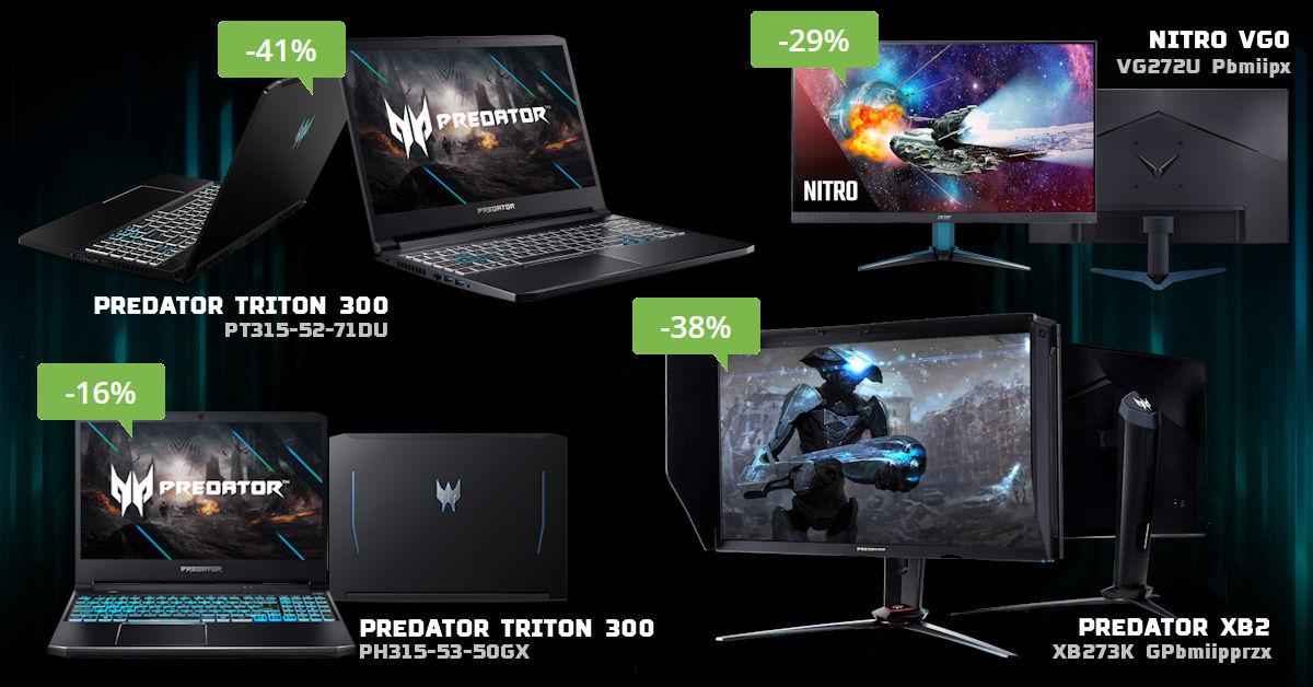 Acer Sep Gaming Promo
